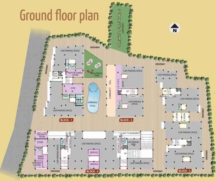 Images for Master Plan of Starlite Sunny Skyline