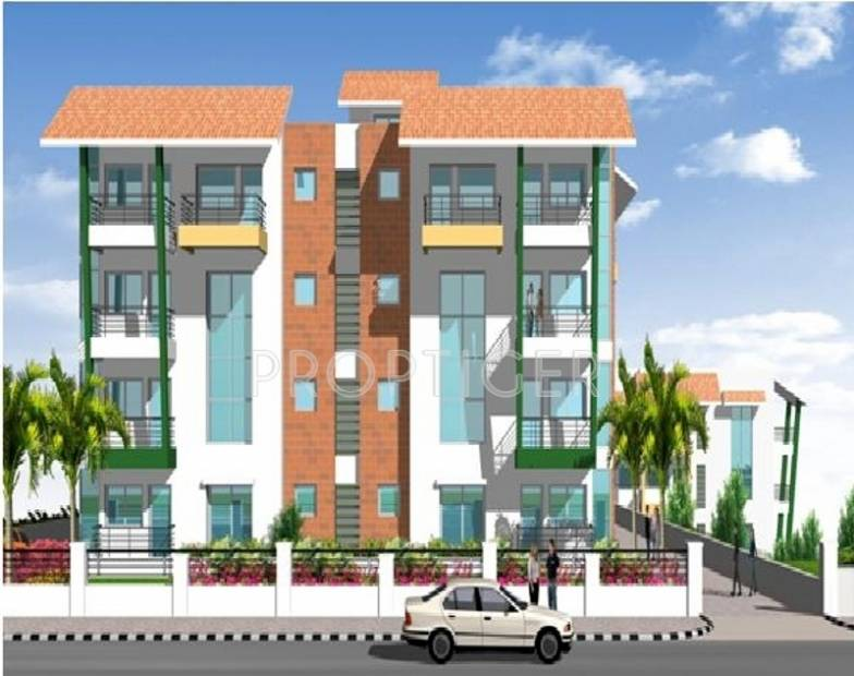 Images for Elevation of Skyline Constructions Blueberry Hills II