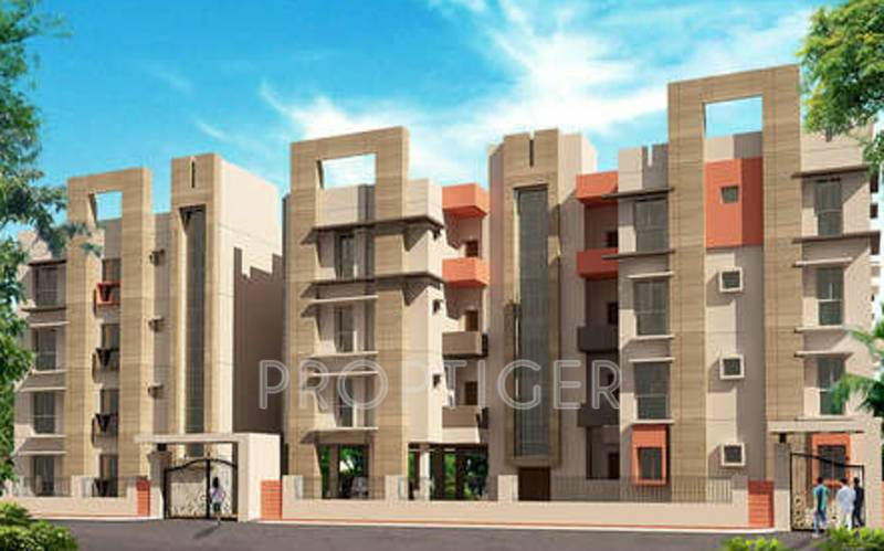 Images for Elevation of Somani The Radhe Residency