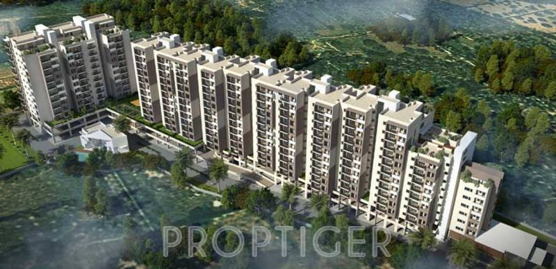Images for Elevation of Mahaveer Promenade