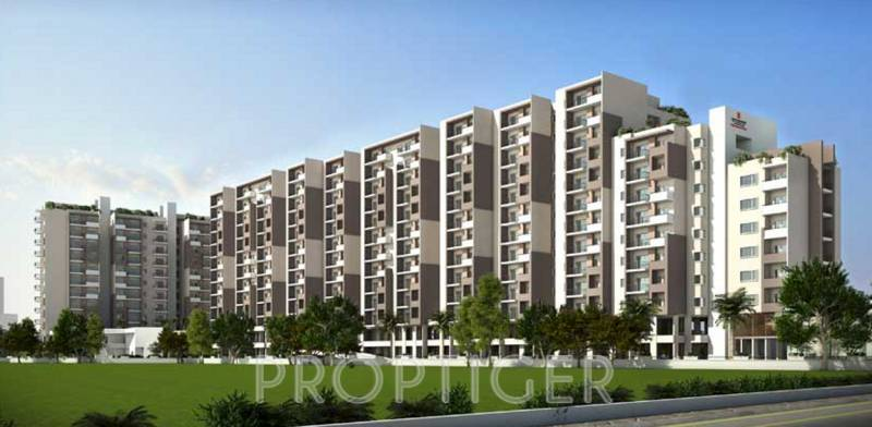 promenade Images for Elevation of Mahaveer Promenade