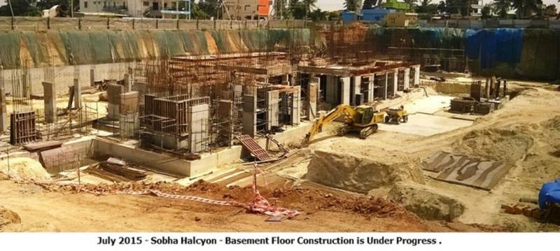 Images for Construction Status of Sobha Avenue