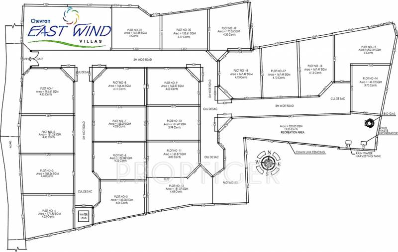 east-wind-villas Images for Site Plan of Chevron East Wind Villas