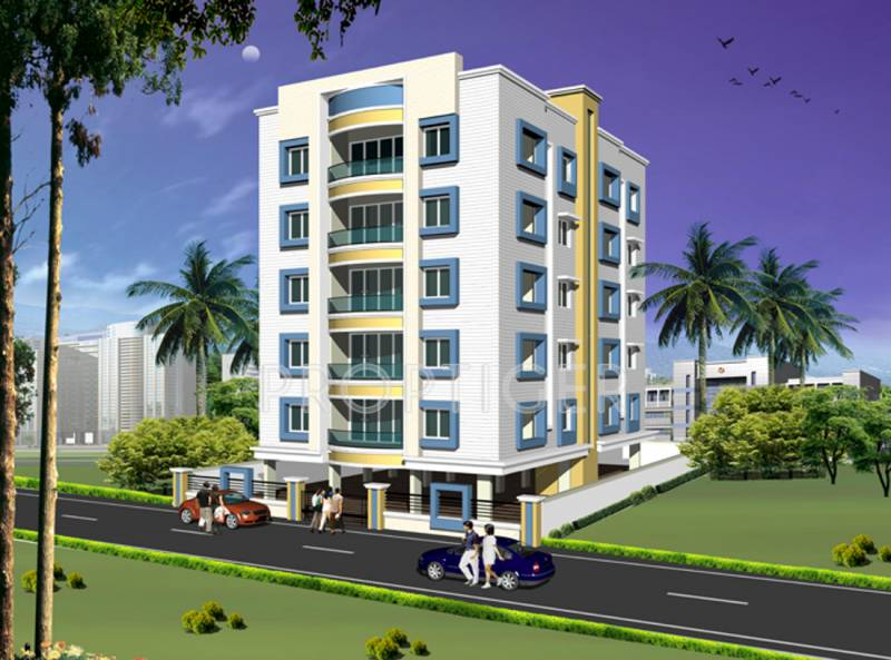 Images for Elevation of Navya Nupalace