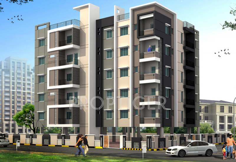 Images for Elevation of Navya GVR Towers