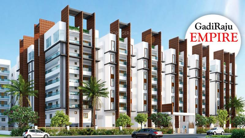 Images for Elevation of Navya GadiRaju Empire