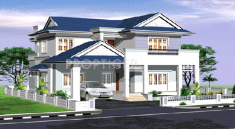 Images for Elevation of Shwas Queen Villas