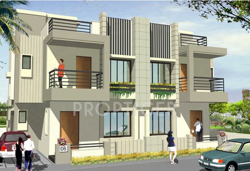 Images for Elevation of Savaliya Builders Monarch City I
