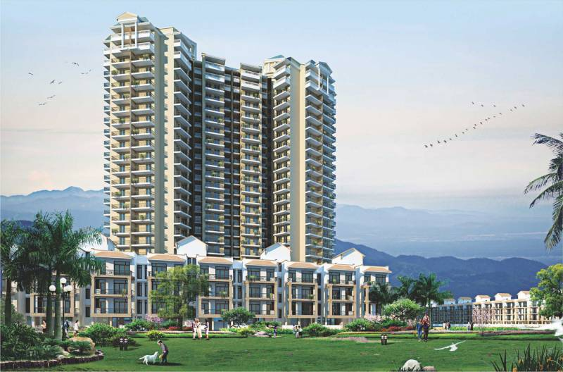 Images for Elevation of Supertech Hillview Apartments
