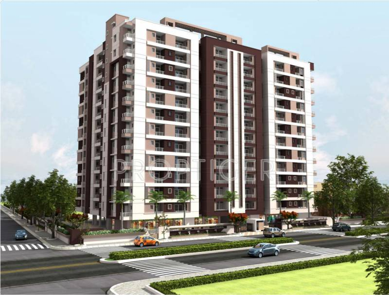 Images for Elevation of Vardhman Horizon