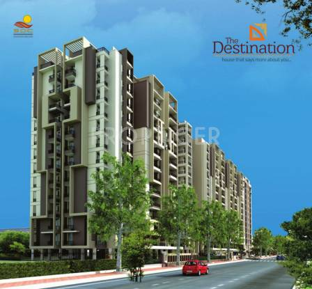Images for Elevation of SDC The Destination