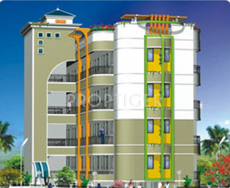 Images for Elevation of Alunkal Orange Vista