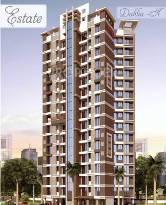 Haware Dahlia Bldg A D And E In Thane West Mumbai Price