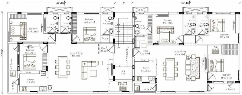 Images for Cluster Plan of Vinayagar Vuriti Vinayagar