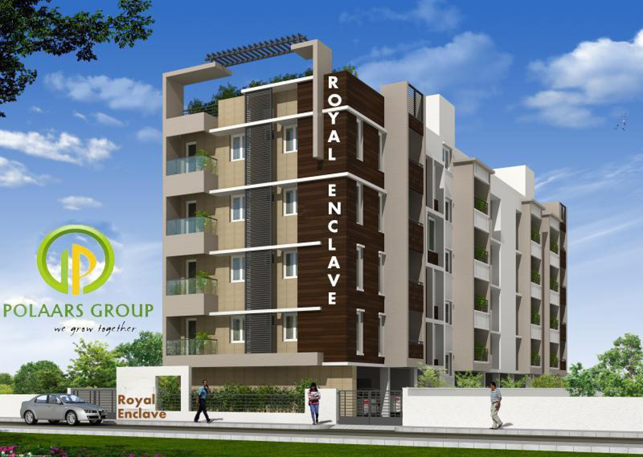 858 sq ft 2 bhk 2t apartment for sale in polaars royal enclave