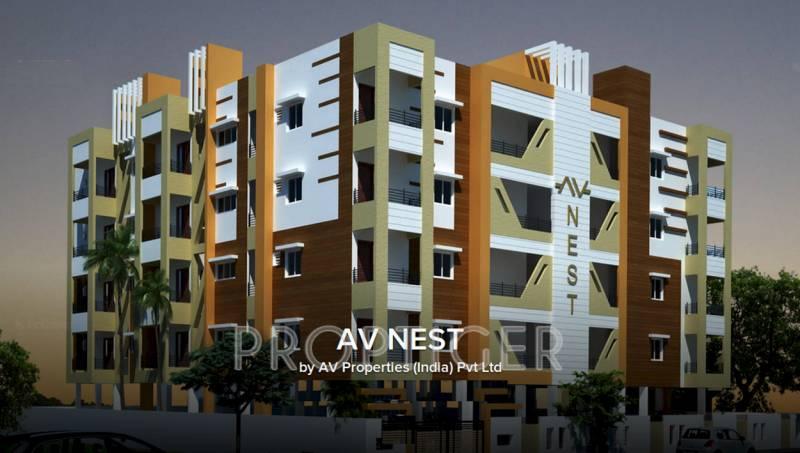 Images for Elevation of AV Properties India Nest