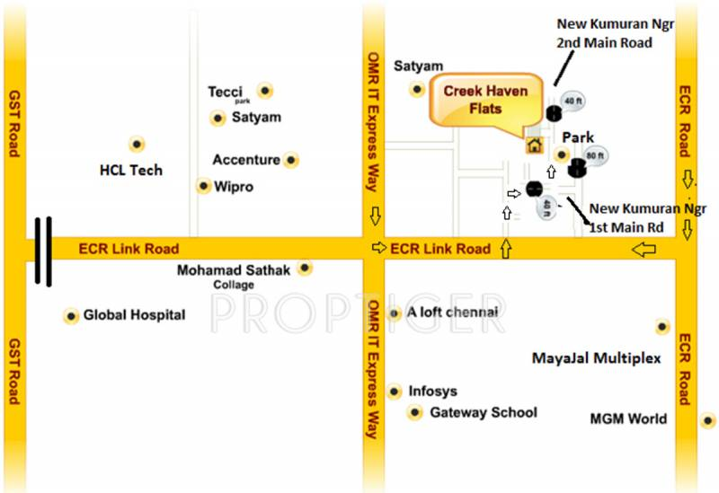 Images for Location Plan of Vedic Creek Haven
