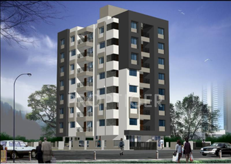 Images for Elevation of Bagad Shree Balaji Heights