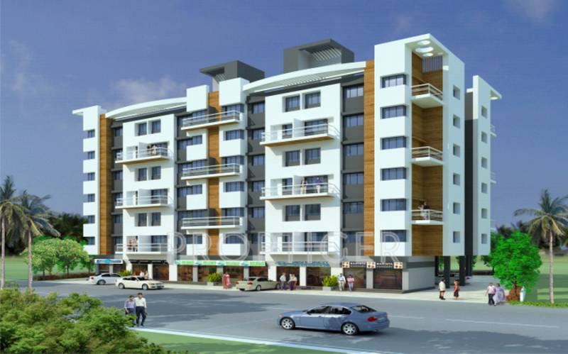 Images for Elevation of Bagad Suryamangal Residency