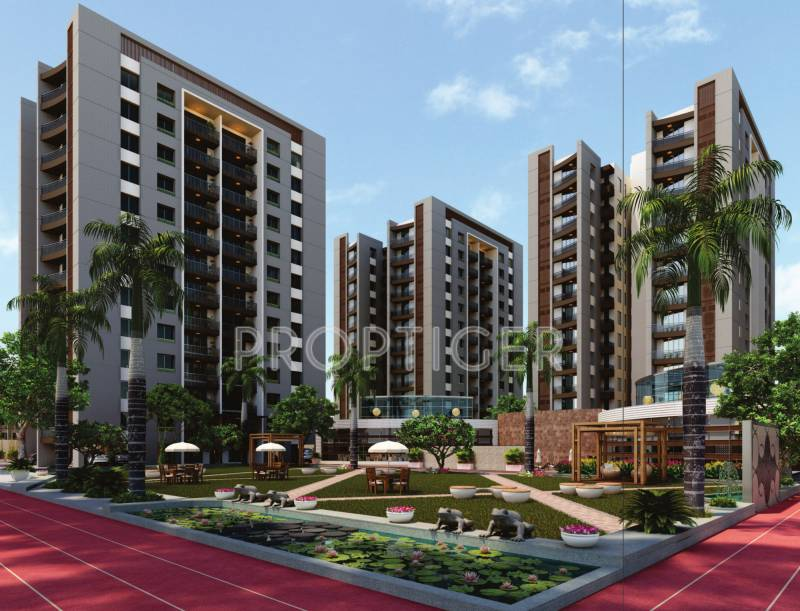 Images for Elevation of Madhav Realty Platina