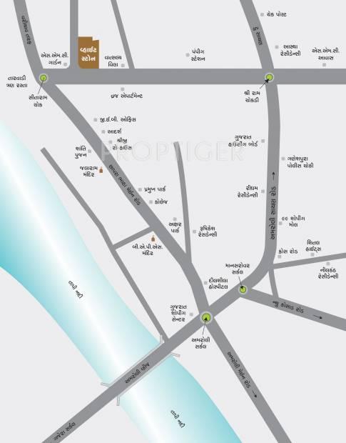 white-stone Images for Location Plan of Kabir White Stone