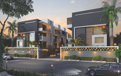 Images for Elevation of Yashasvi Siddhi Villa