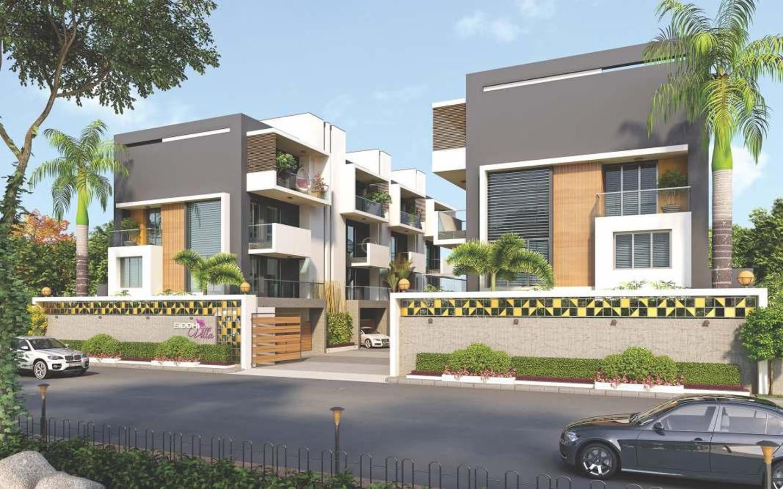 Yashasvi siddhi villa in bhimrad surat price location - Exterior building design pictures ...