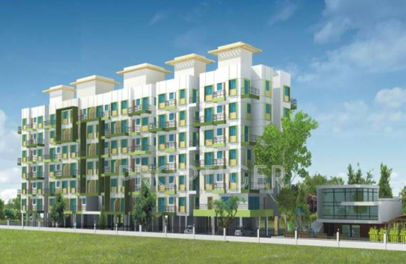 Images for Elevation of Ganraj Green Empire