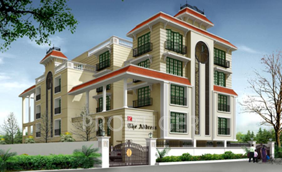Landmark The Address in Adyar, Chennai - Price, Location Map