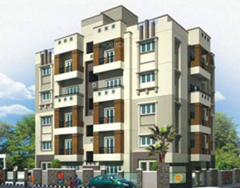 655 sqft 1 bhk Apartment Bharati Soham Residency Other