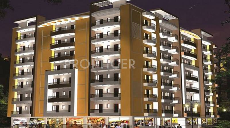Images for Elevation of Ashray Apartment