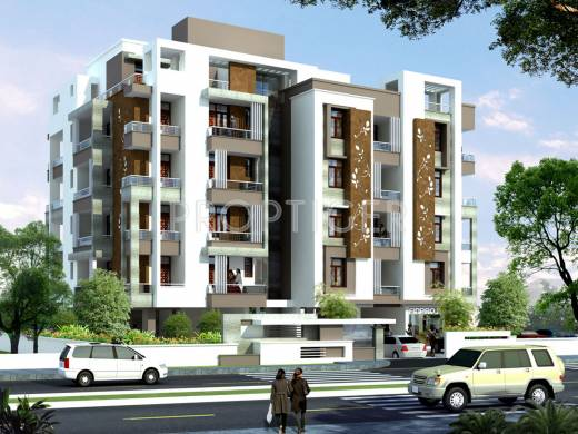 4 Floor Apartment Elevation : Sq ft bhk t apartment for sale in pinkcity the