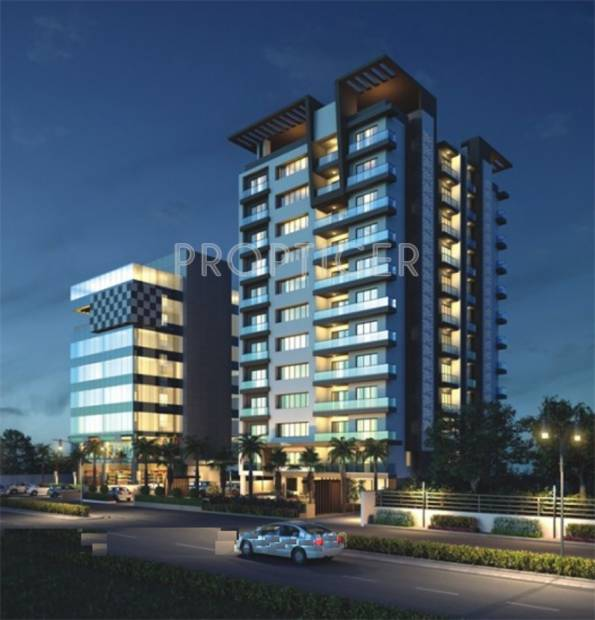 Images for Elevation of Sundaram Samarth Paradise