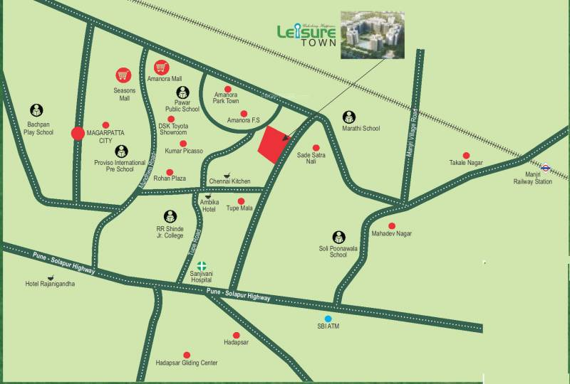 Images for Location Plan of Sai Proviso Leisure Town