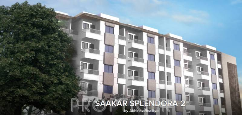 Images for Elevation of Abhinav Saakar Splendora II
