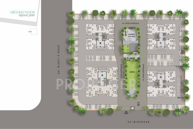 Images for Layout Plan of JT Stuti Arista