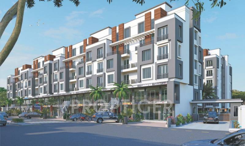 Images for Elevation of Ananta Lifestyle