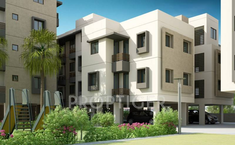 Images for Elevation of M P Developers Ahmed Park Phase II
