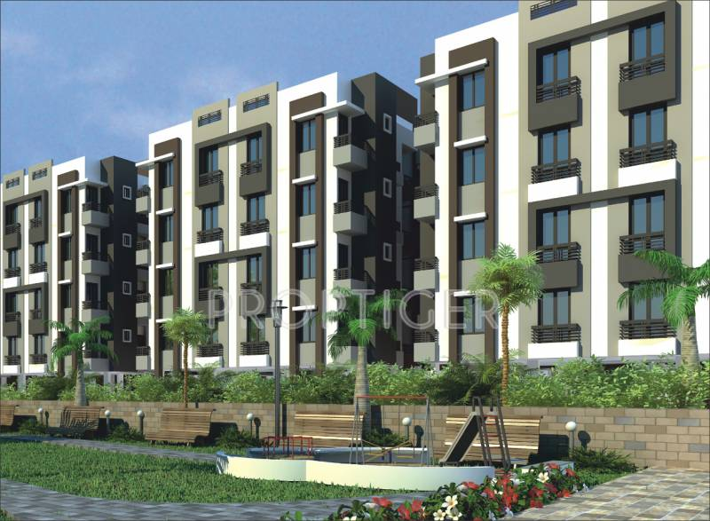 Images for Elevation of Vinayak Upvan Flat