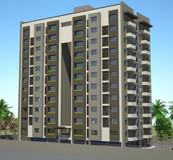 paradise Images for Elevation of Gokul Paradise