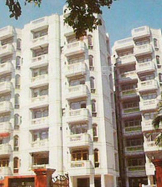Images for Elevation of Kailash Nath Group Adishwar Apartment