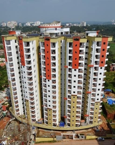 vantage Images for Elevation of Infra Housing Vantage