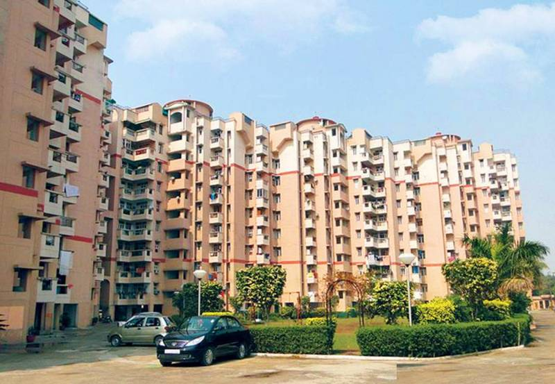 Images for Elevation of Shubhkamna Kartik Kunj Apartments