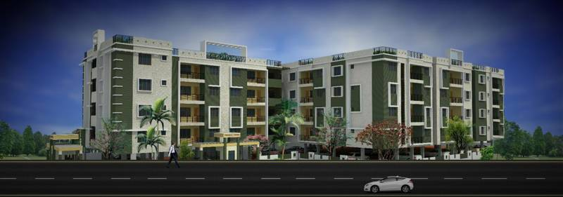 Images for Elevation of Elixir Millennium Apartments