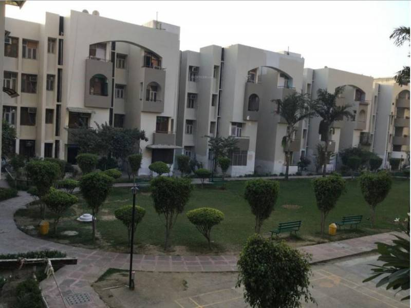 Images for Elevation of The Antriksh Overseas Apartments