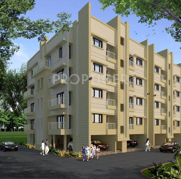 engineers-enclave Images for Elevation of KCC Engineers Enclave