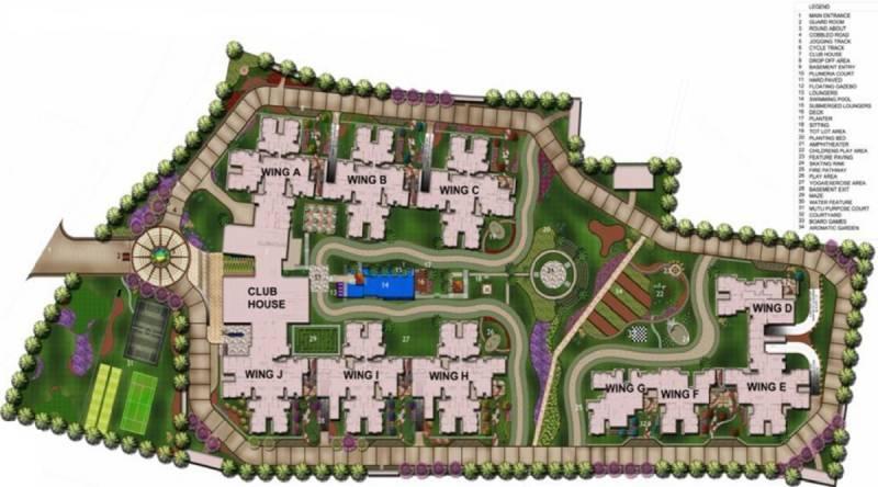 Images for Master Plan of Mantri Manyata Energia