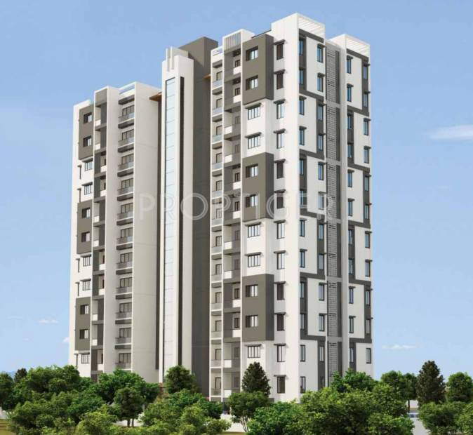 Images for Elevation of Silverline Tatva Heights