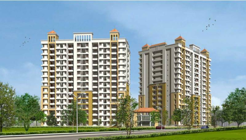 Images for Elevation of Green Vistas Prakrriti
