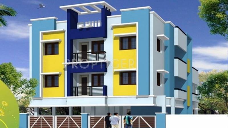 Images for Elevation of Yogalakshmi Constructions Flat